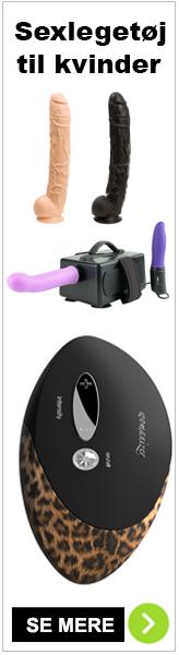 sexlegetøj til kvinder dildo klitoris-vibrator og kneppemaskiner